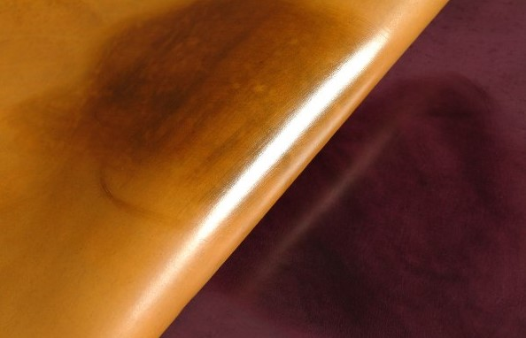 Kulit Brush Off (Patent Leather)