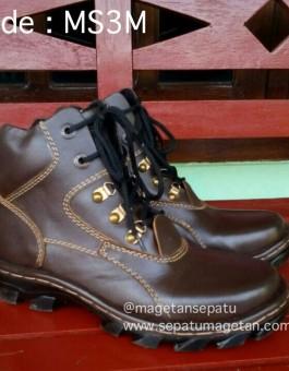 Sepatu kulit Pria Ekslusif Kode MS3M