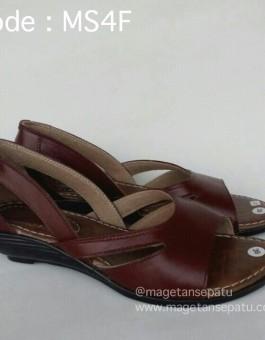 Sandal Kulit Wanita Kode MS4F