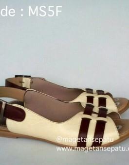 Sandal Kulit Wanita Kode MS5F