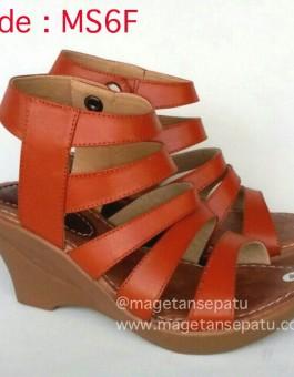 Sandal Kulit Wanita Kode MS6F