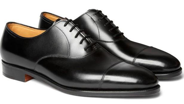 Sepatu Oxford Warna Hitam