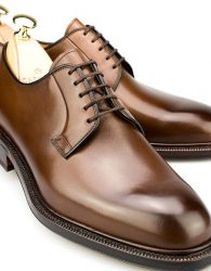 Sepatu Formal Coklat (Derby Shoes)