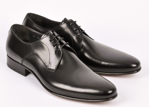 Sepatu Formal Hitam (Derby Shoes)