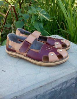 Sandal Sepatu Kulit Magetan Terbaru MS3